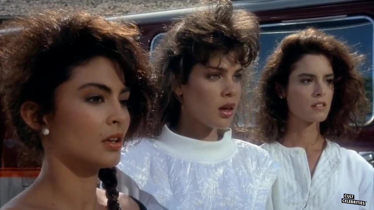 Rebecca Ferratti in Cheerleader Camp (1988)