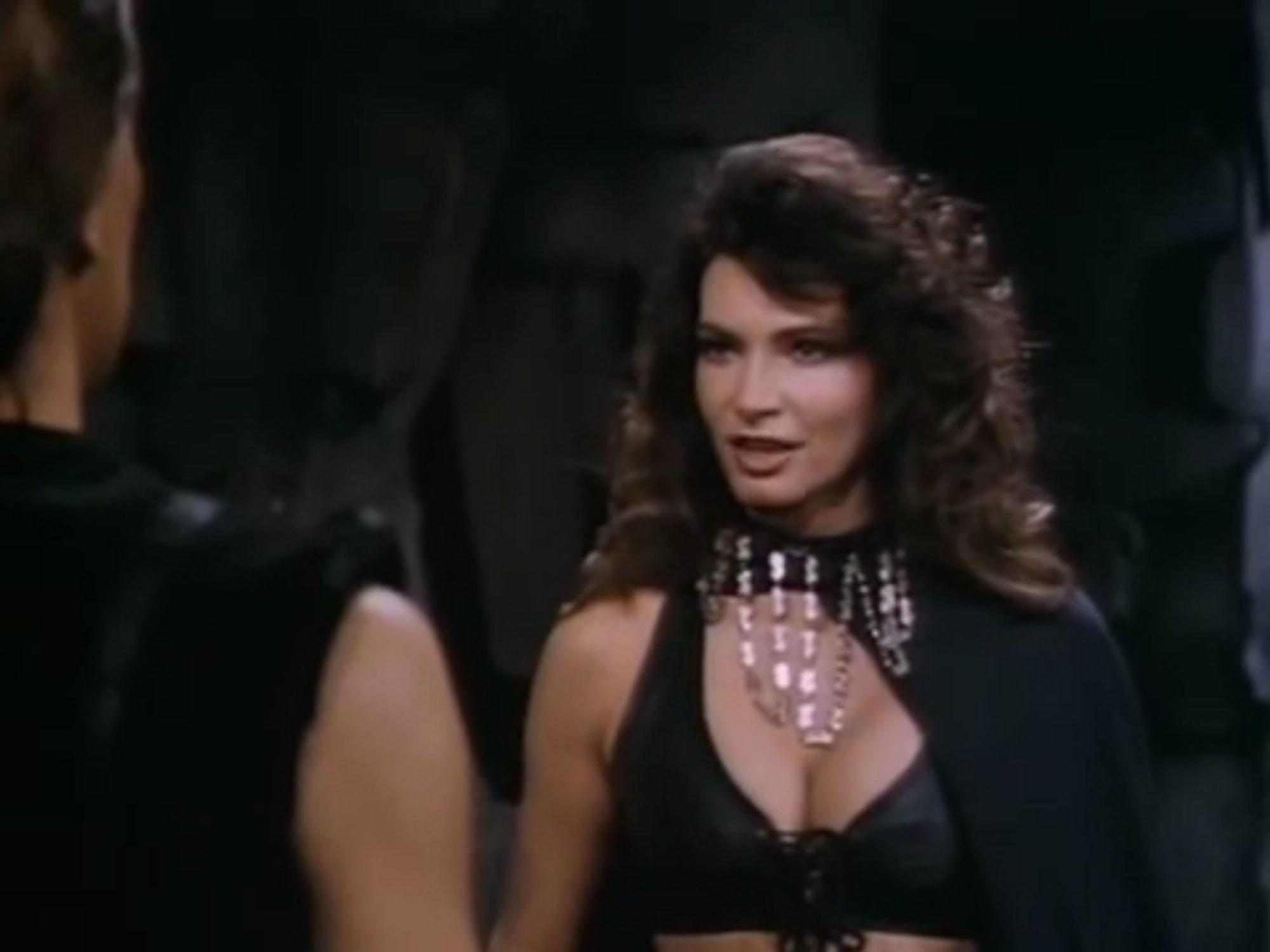 Toni Naples in DeathstalkerII: Duel of the Titans
