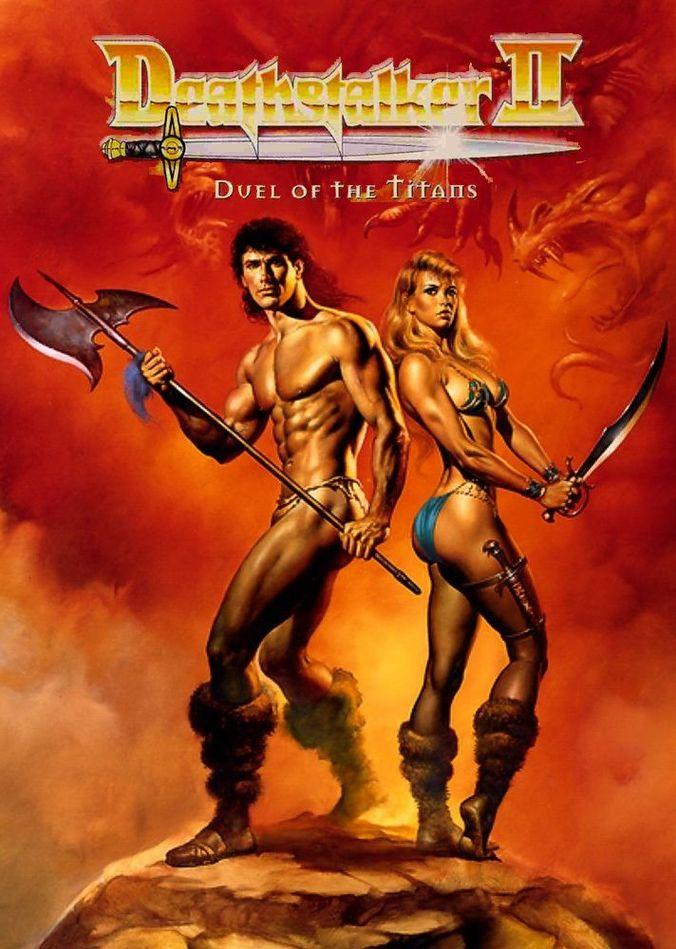watch Deathstalker II now