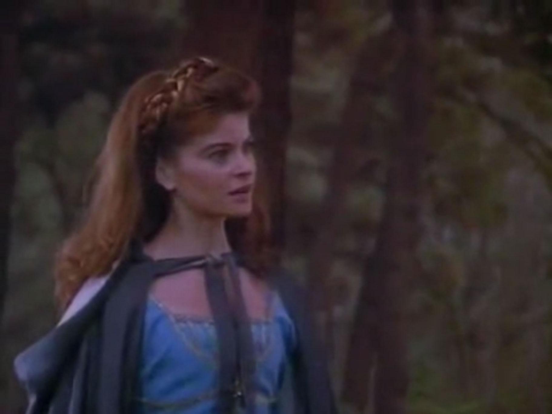 Carla Herd in Deathstalker III: The Warriors from Hell