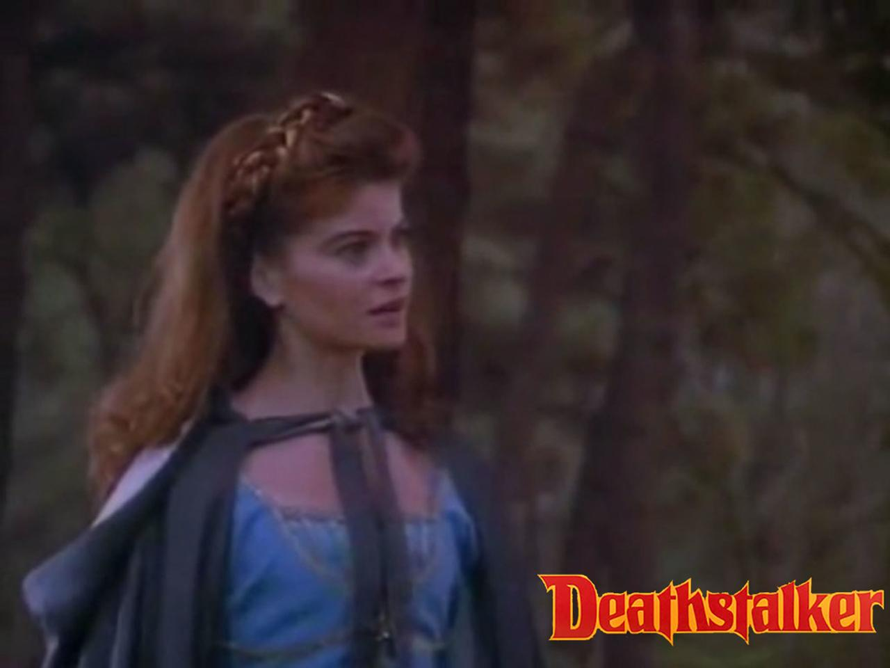 Carla Herd in Deathstalker III: The Warriors from Hell