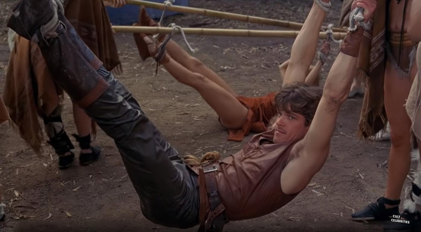 John Terlesky in Deathstalker II: Duel of the Titans (1987)