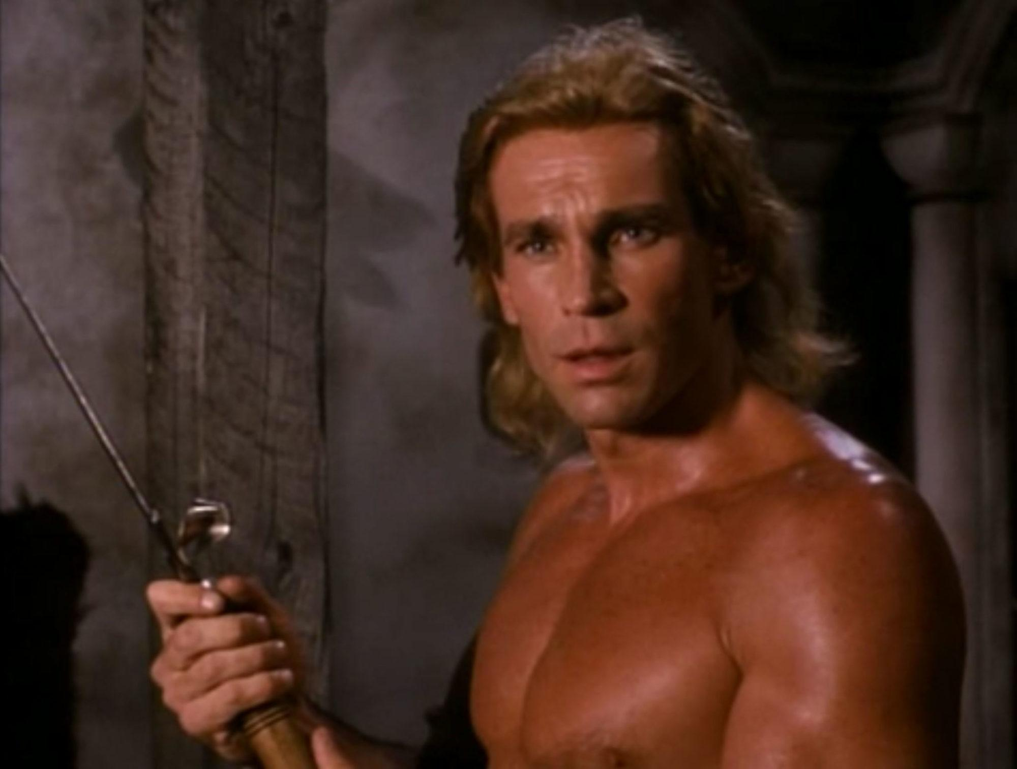 Rick Hill in Deathstalker IV: Match of Titans