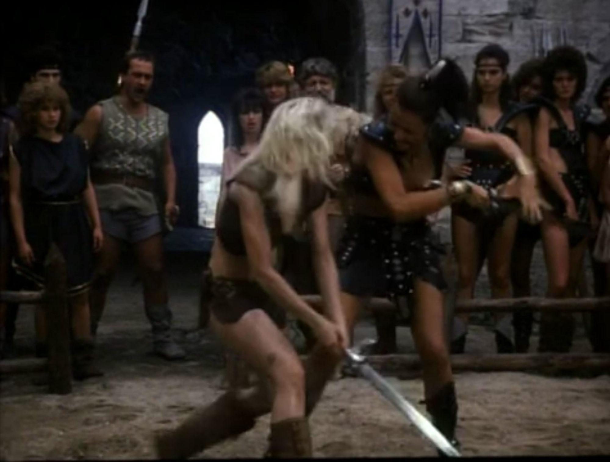Carla Herd in Deathstalker IV: Match of Titans