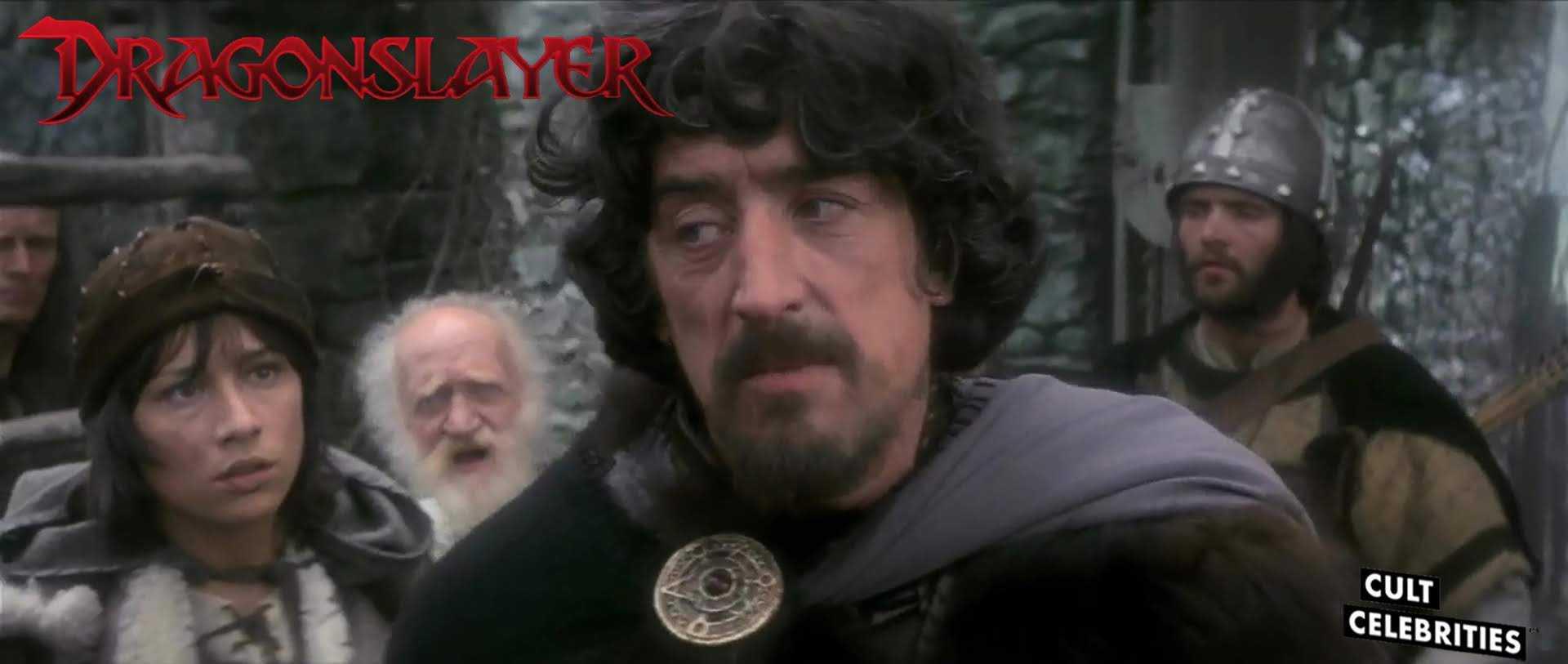 John Hallam in Dragonslayer (1981)