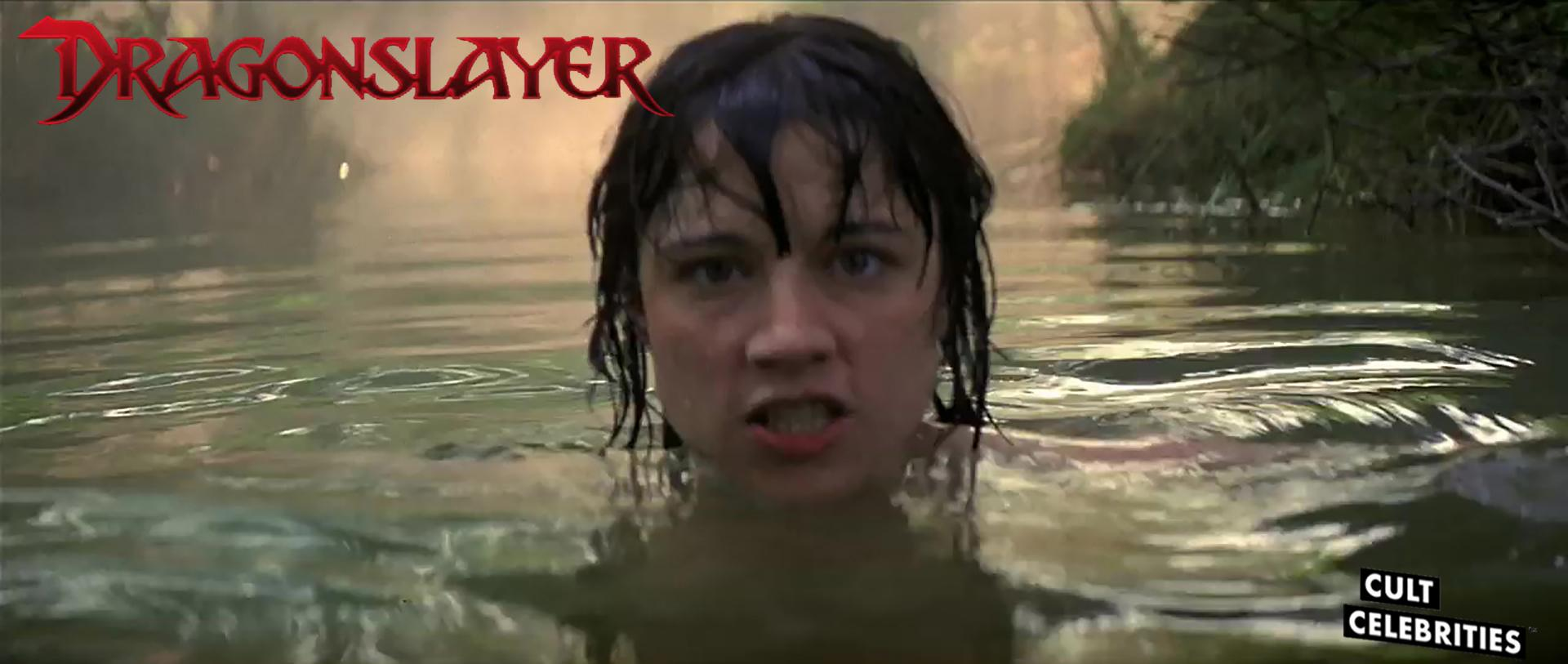 Caitlin Clarke in Dragonslayer (1981)