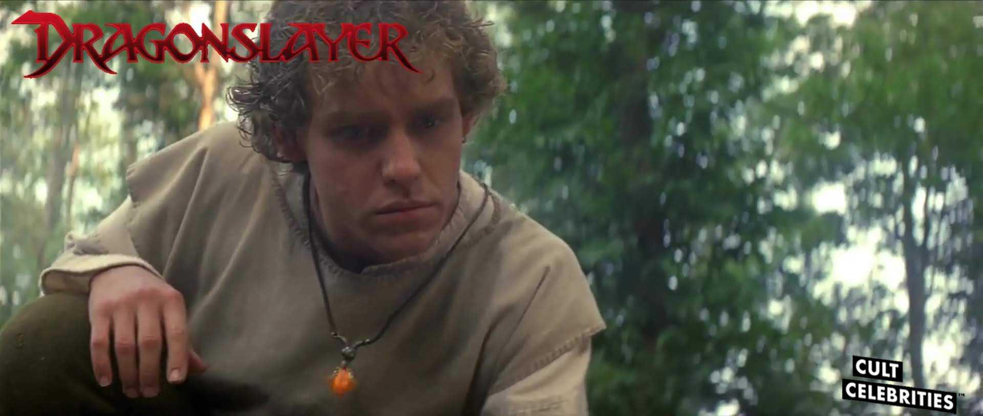 Peter MacNicol in Dragonslayer (1981)