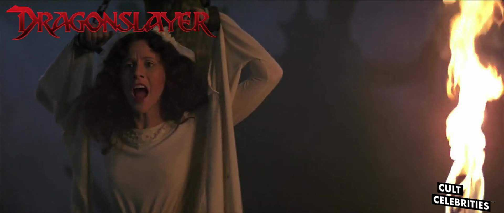 Chloe Salaman in Dragonslayer (1981)