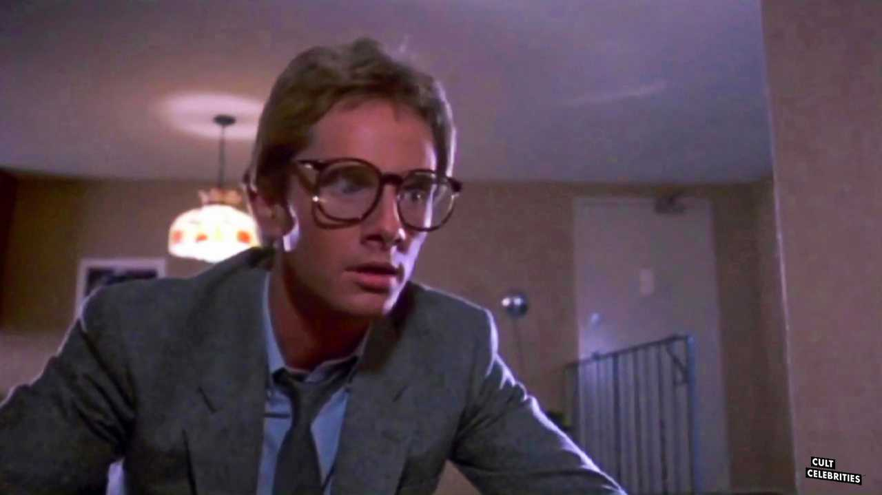 Jeffrey Byron in The Dungeonmaster (1984)