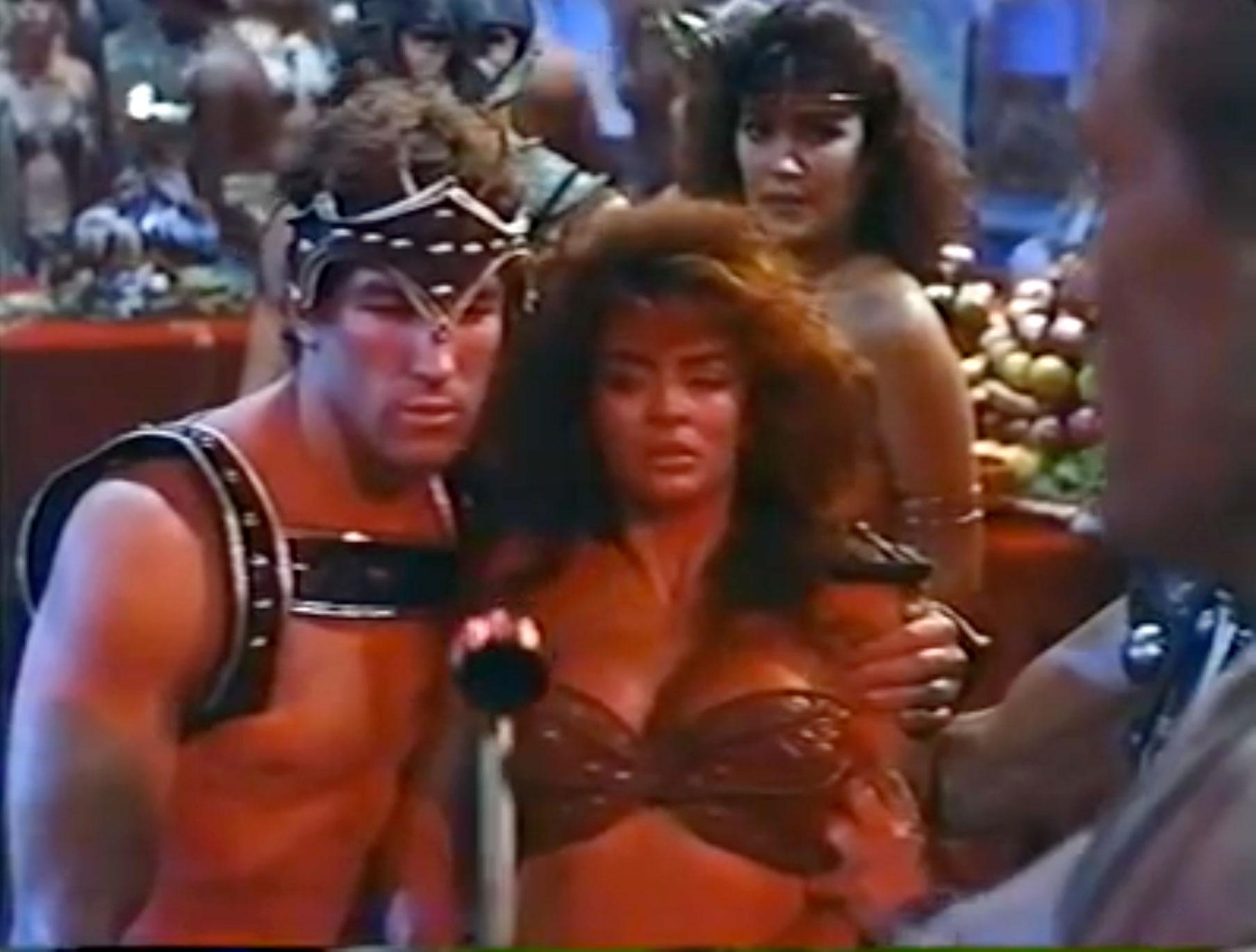 Rebecca Michelle Ferratti in Gor (1987)