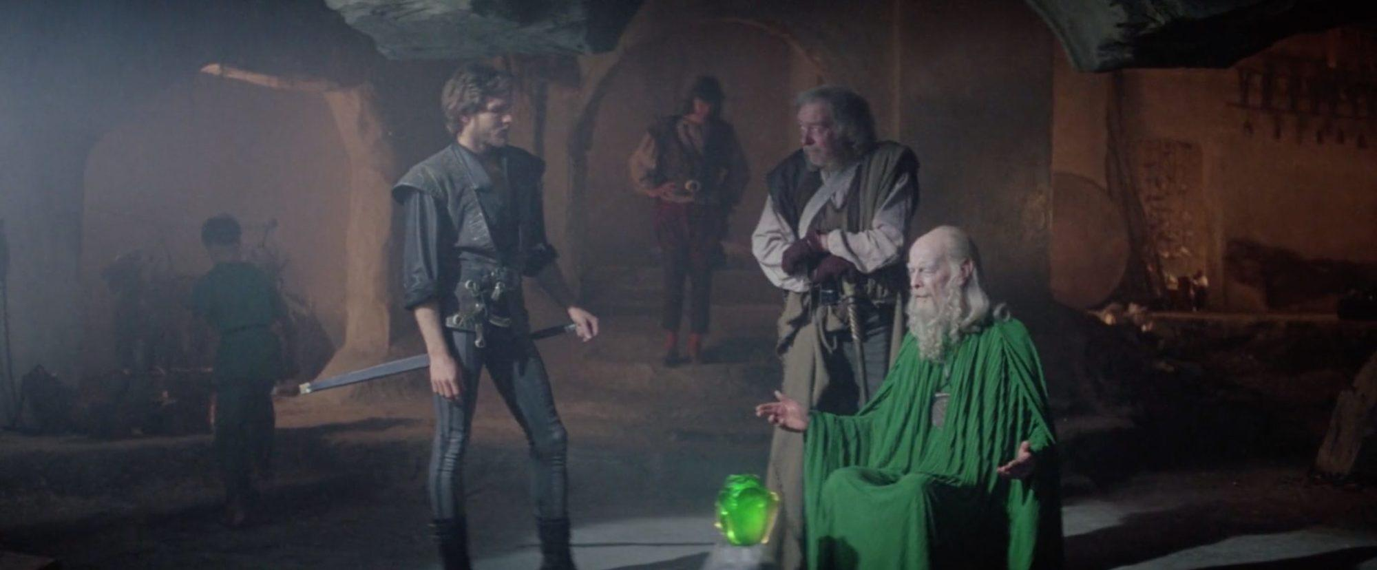 Kenneth Marshall in Krull (1983)