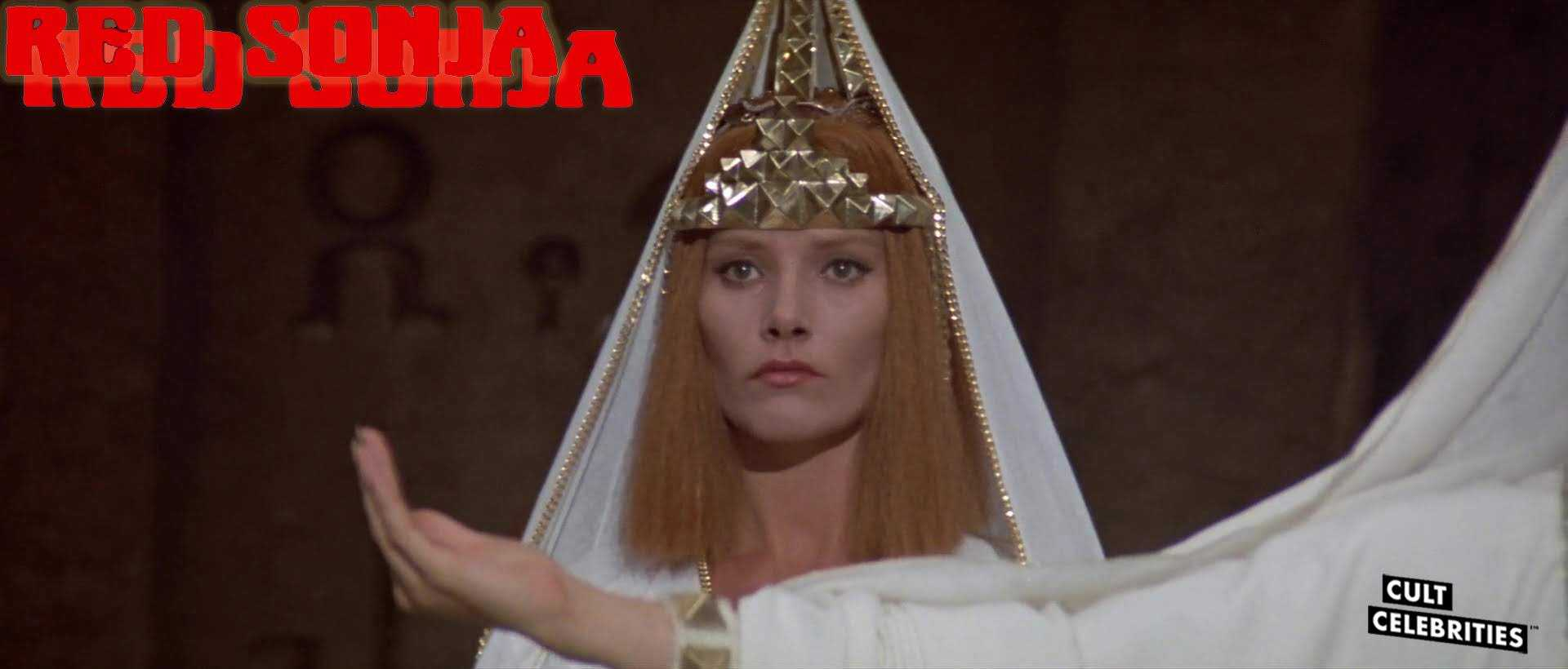 Janet Agren In Red Sonja (1985)