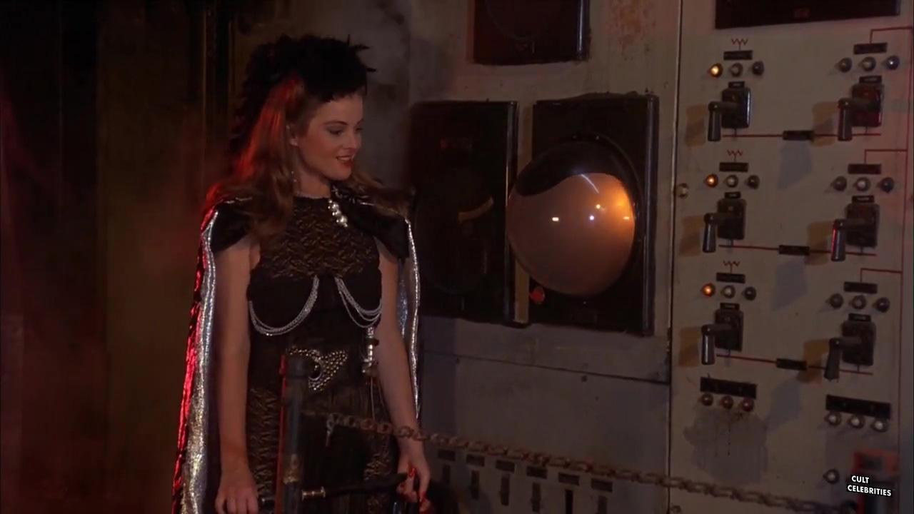 Angelika Jaeger In Robot Holocaust (1986)