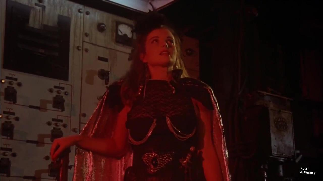 Angelika Jaeger In Robot Holocaust (1986)