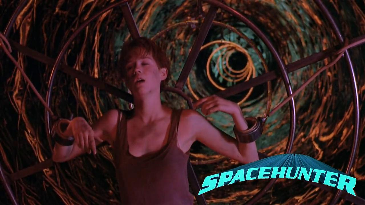 Molly Ringwald in Spacehunter: Adventures in the Forbidden Zone (1983)