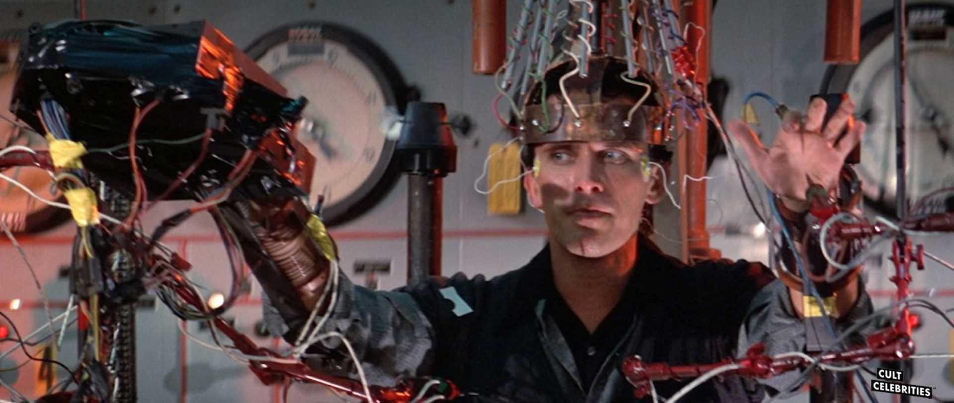 Peter Weller in The Adventures of Buckaroo Banzai Across the 8th Dimension (1984)
