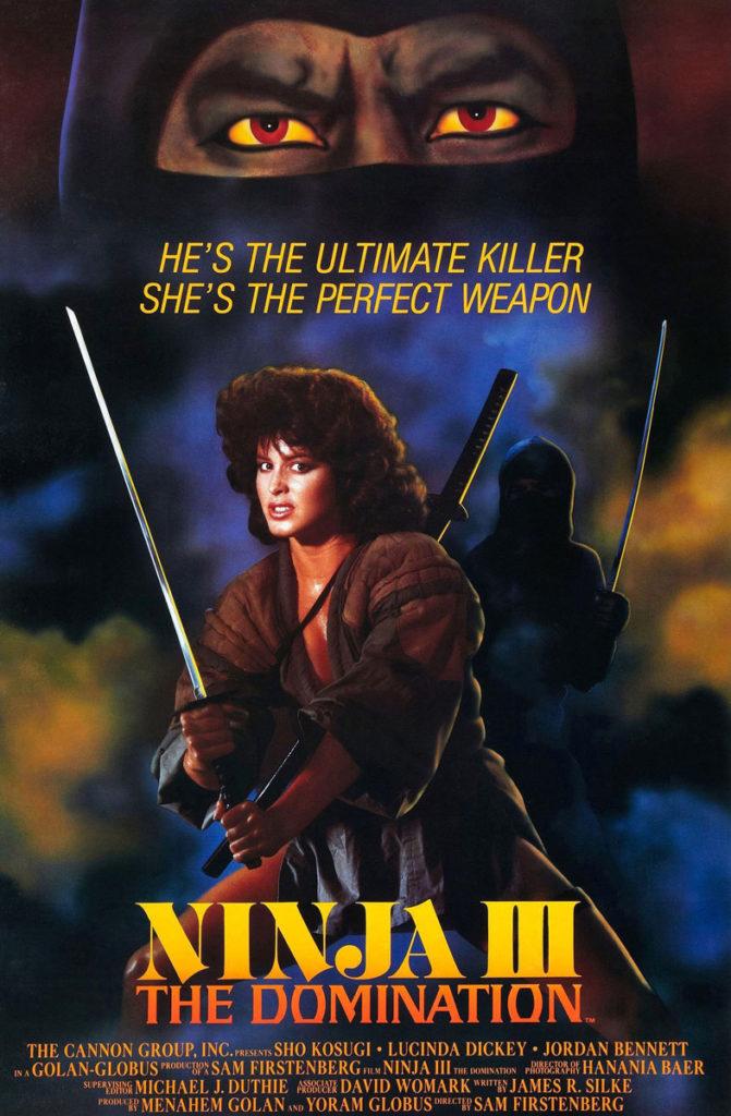 Ninja III (1984) Poster