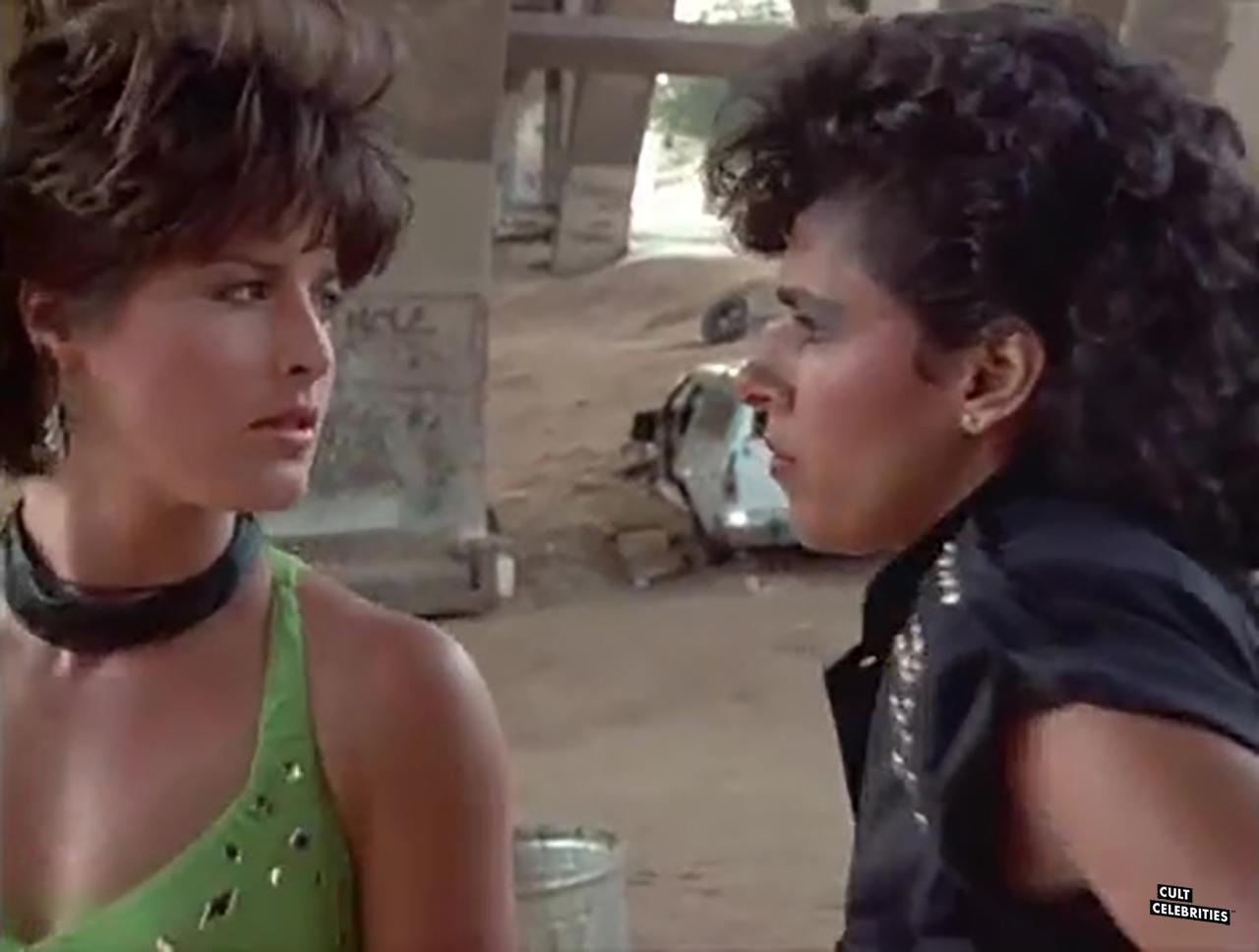 Lucinda Dickey in Breakin' 2: Electric Boogaloo (1984)
