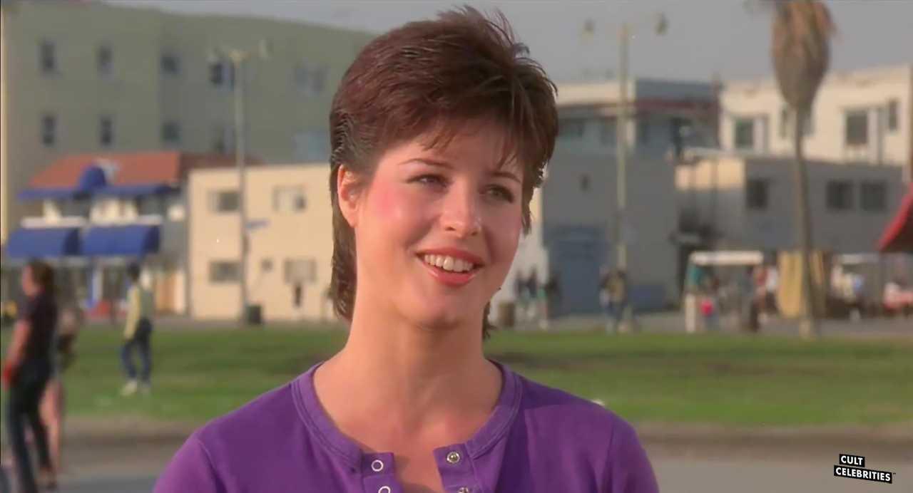 Lucinda Dickey in Breakin' 2 Electric Boogaloo (1984)