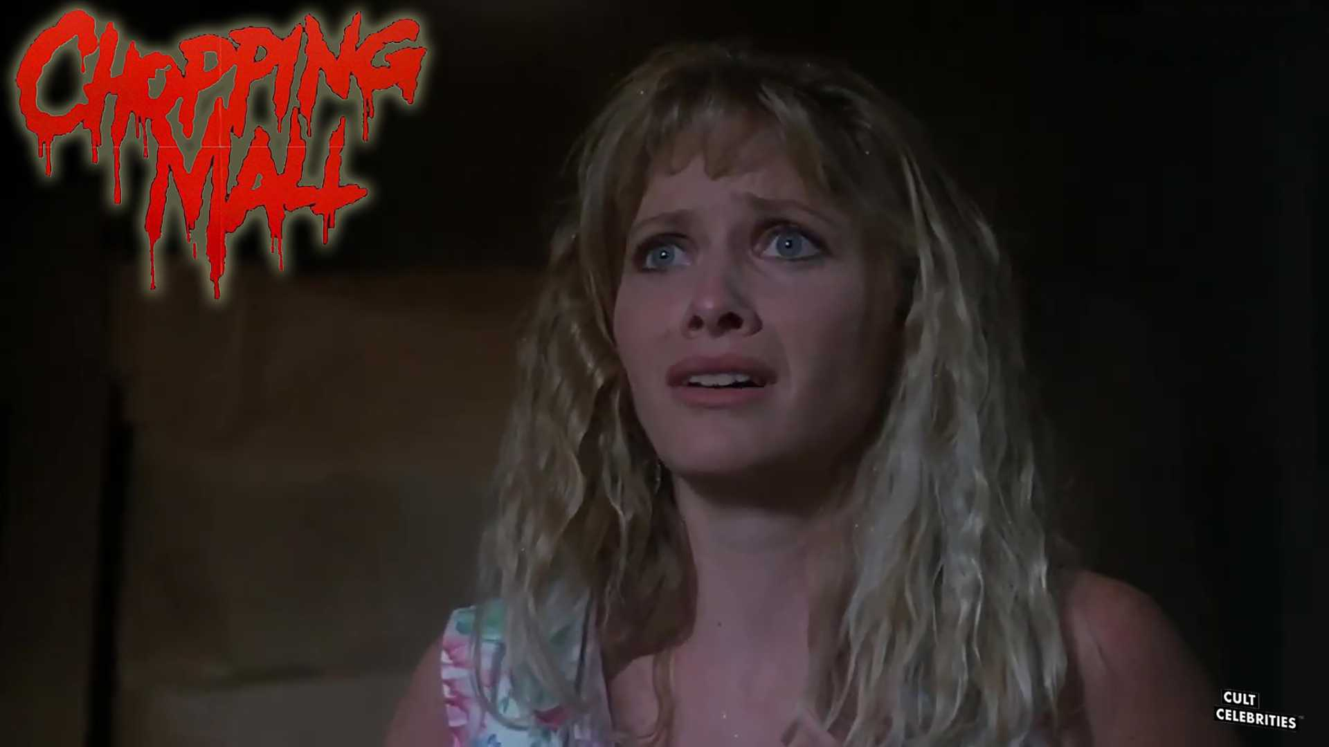 Barbara Crampton in Chopping Mall (1986)