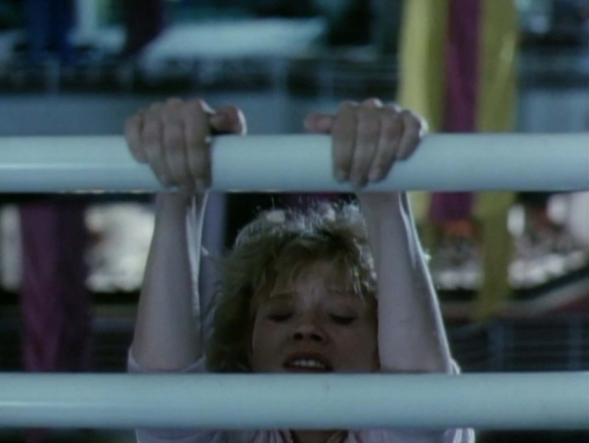 Kelli Maroney in Chopping Mall (1986)