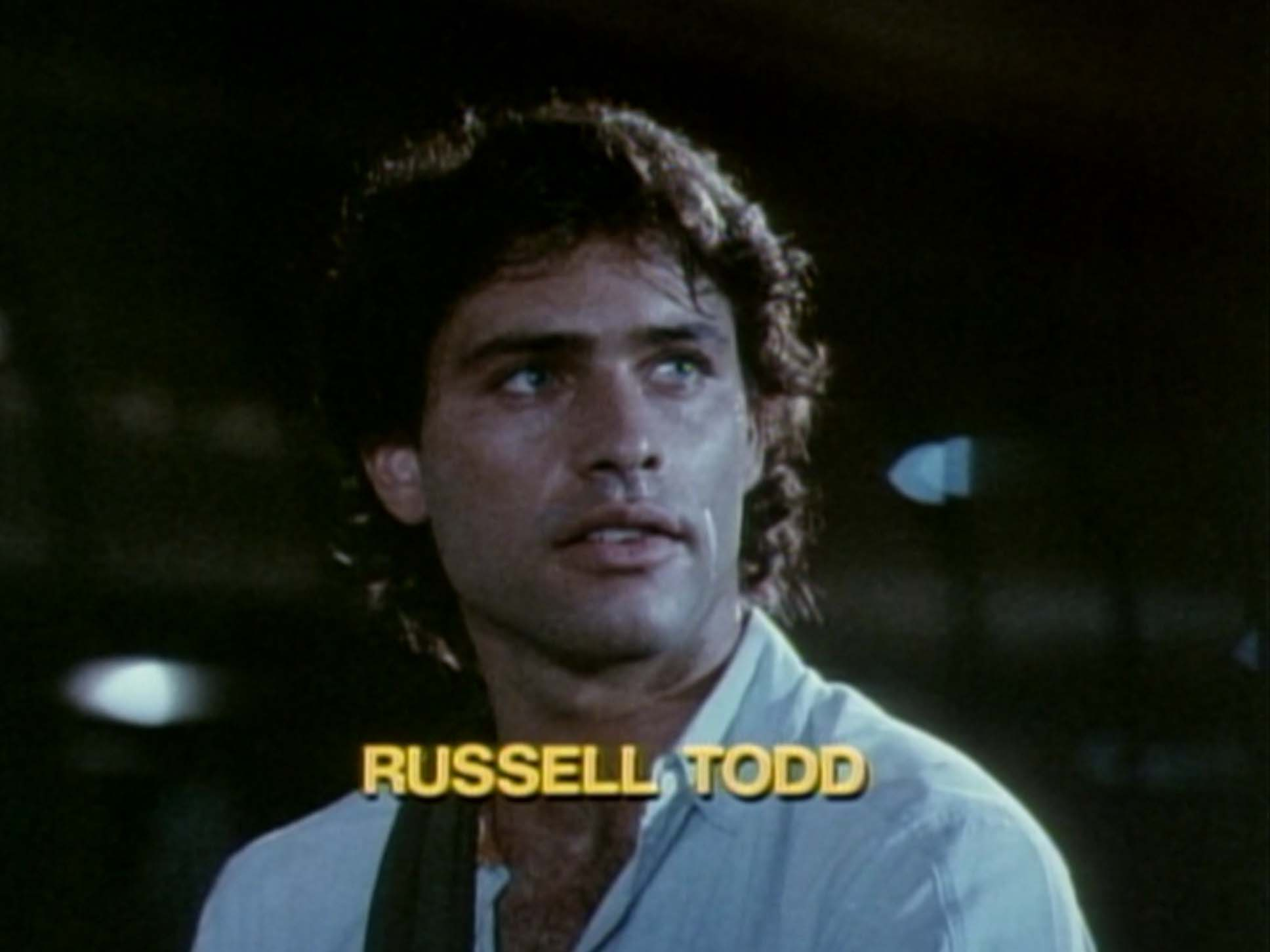 Russell Todd in Chopping Mall (1986)
