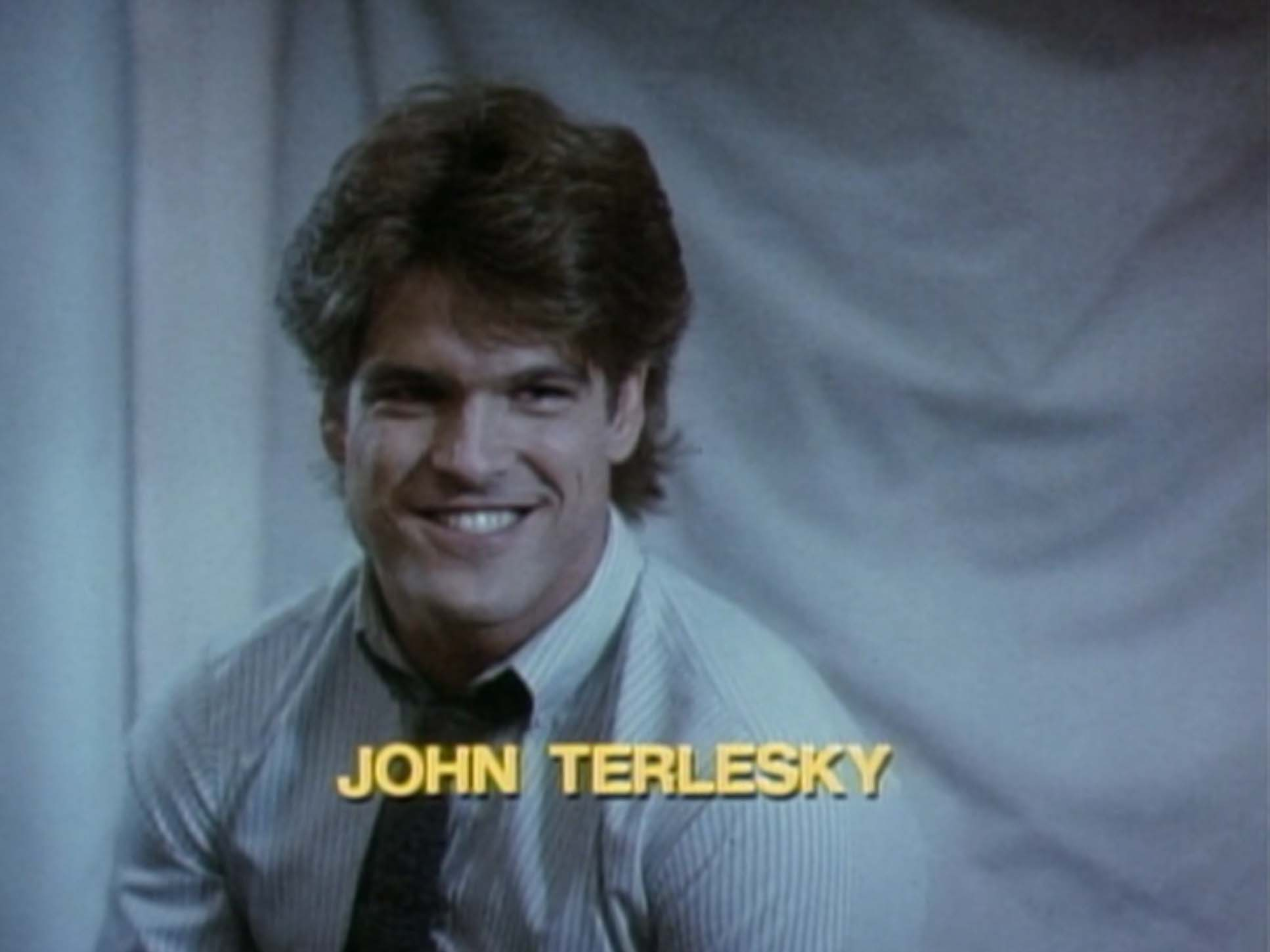 John Terlesky in Chopping Mall