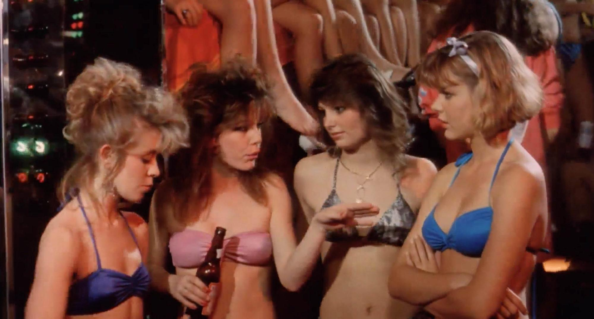 Janelle Brady in Class Of Nuke 'Em High (1986)