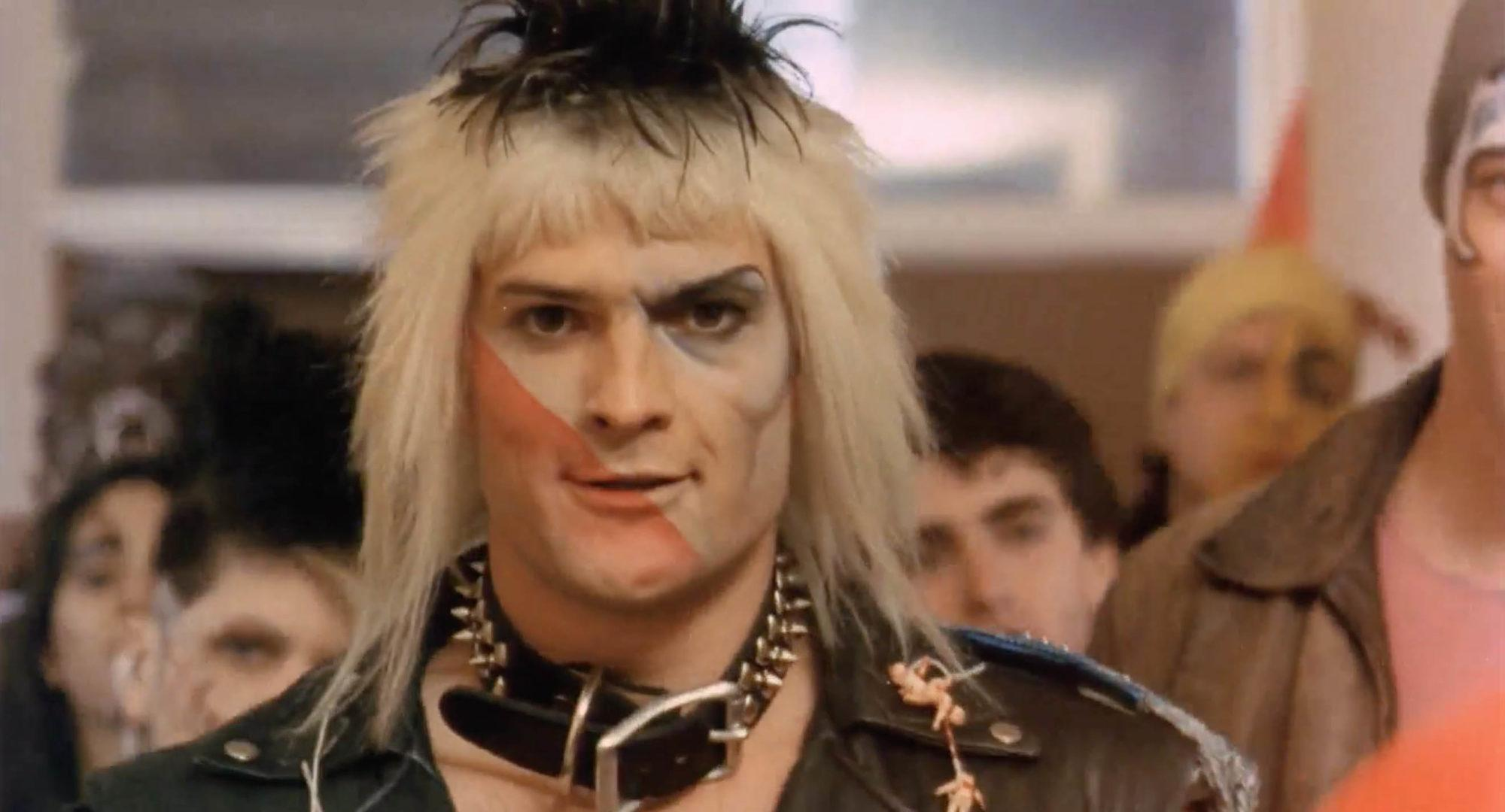 Robert Prichard in Class Of Nuke 'Em High (1986)