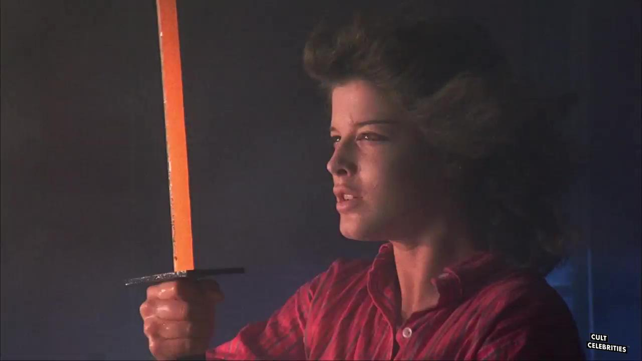 Lucinda Dickey in Ninja III: The Domination (1984)