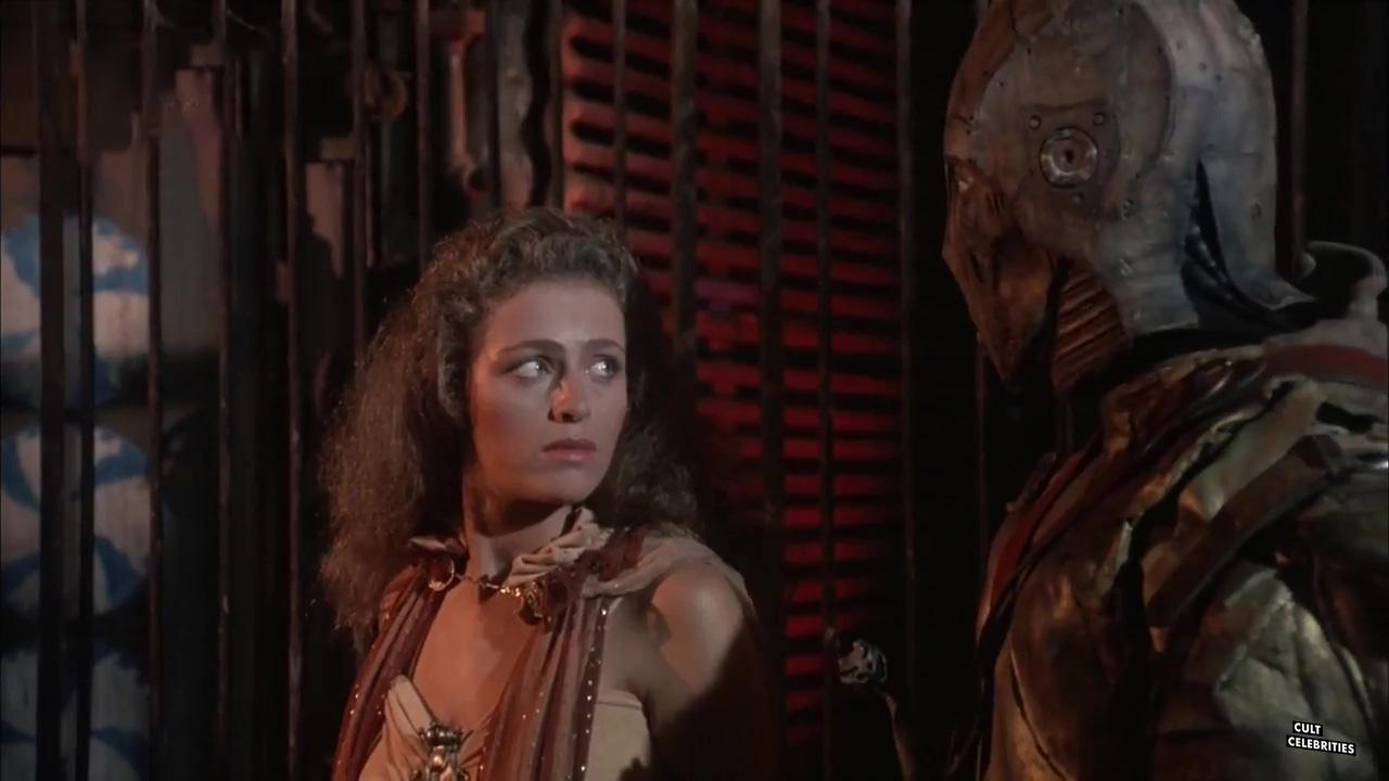 Nadine Hartstein In Robot Holocaust (1986)