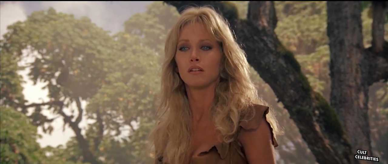 Tanya Roberts in Sheena Queen Of The Jungle (1984)