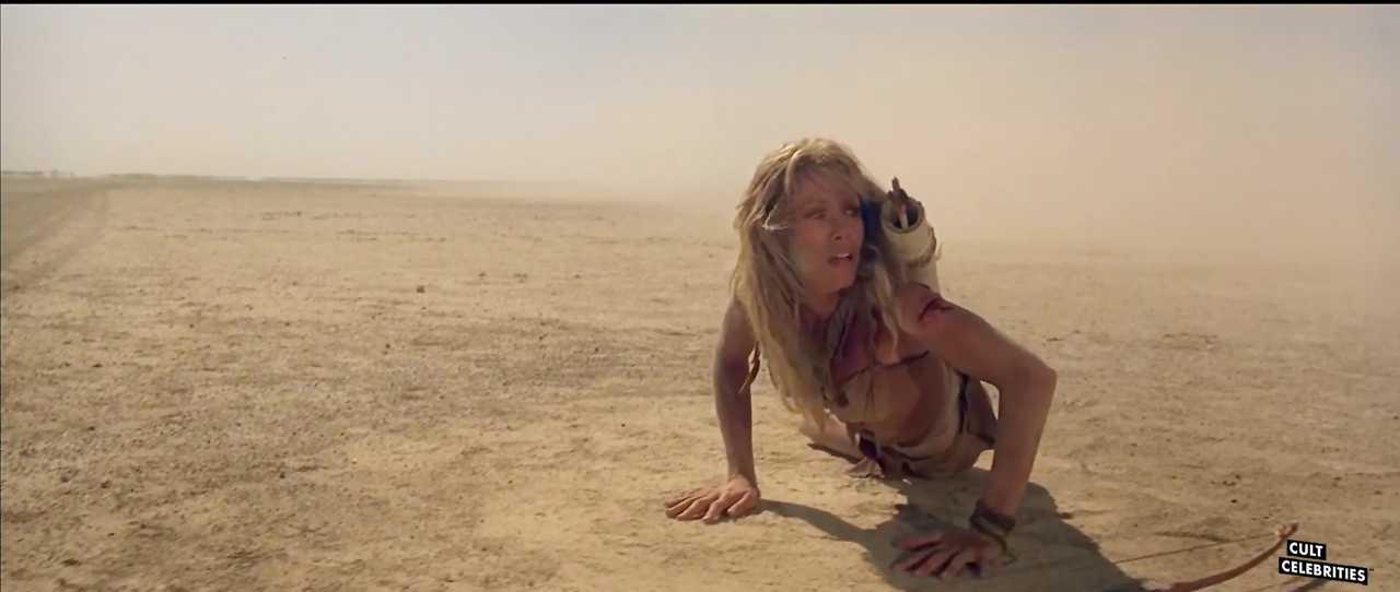 Tanya Roberts in Sheena Queen Of The Jungle (1984)