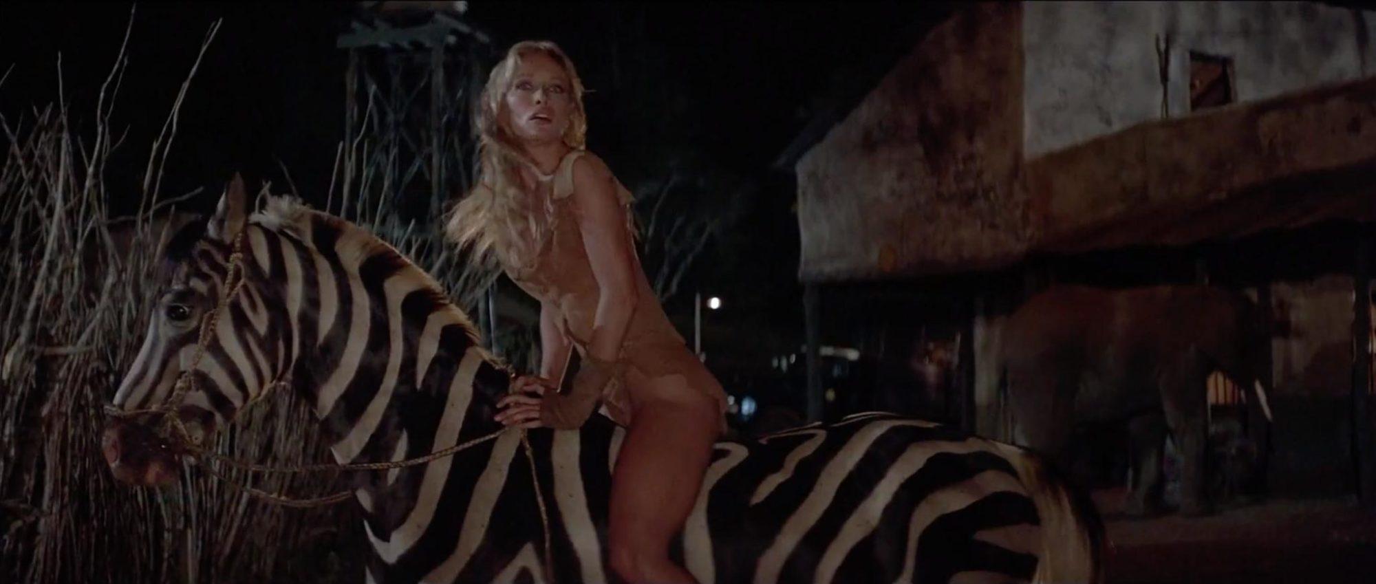 Tanya Roberts in Sheena: Queen Of The Jungle (1984)