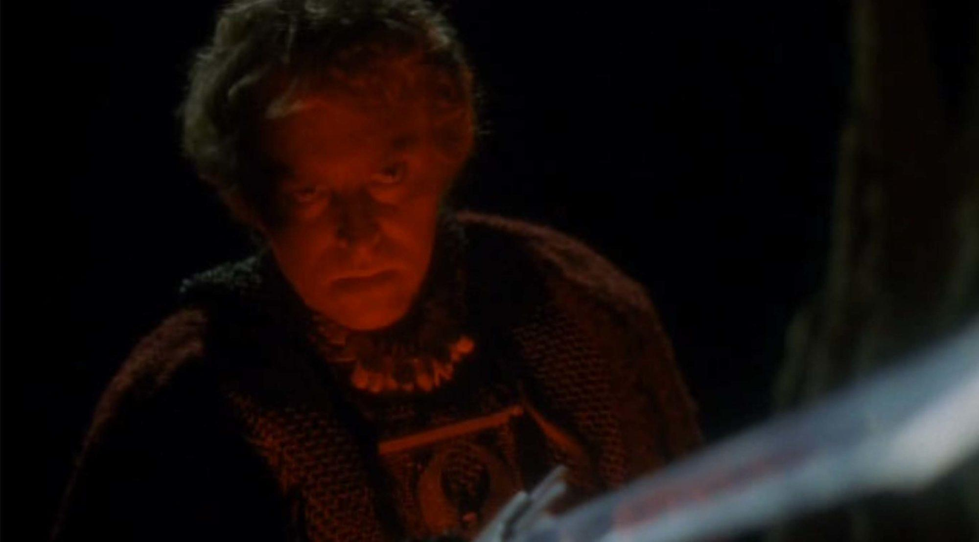 Richard Lynch in The Sword and the Sorcerer (1982)