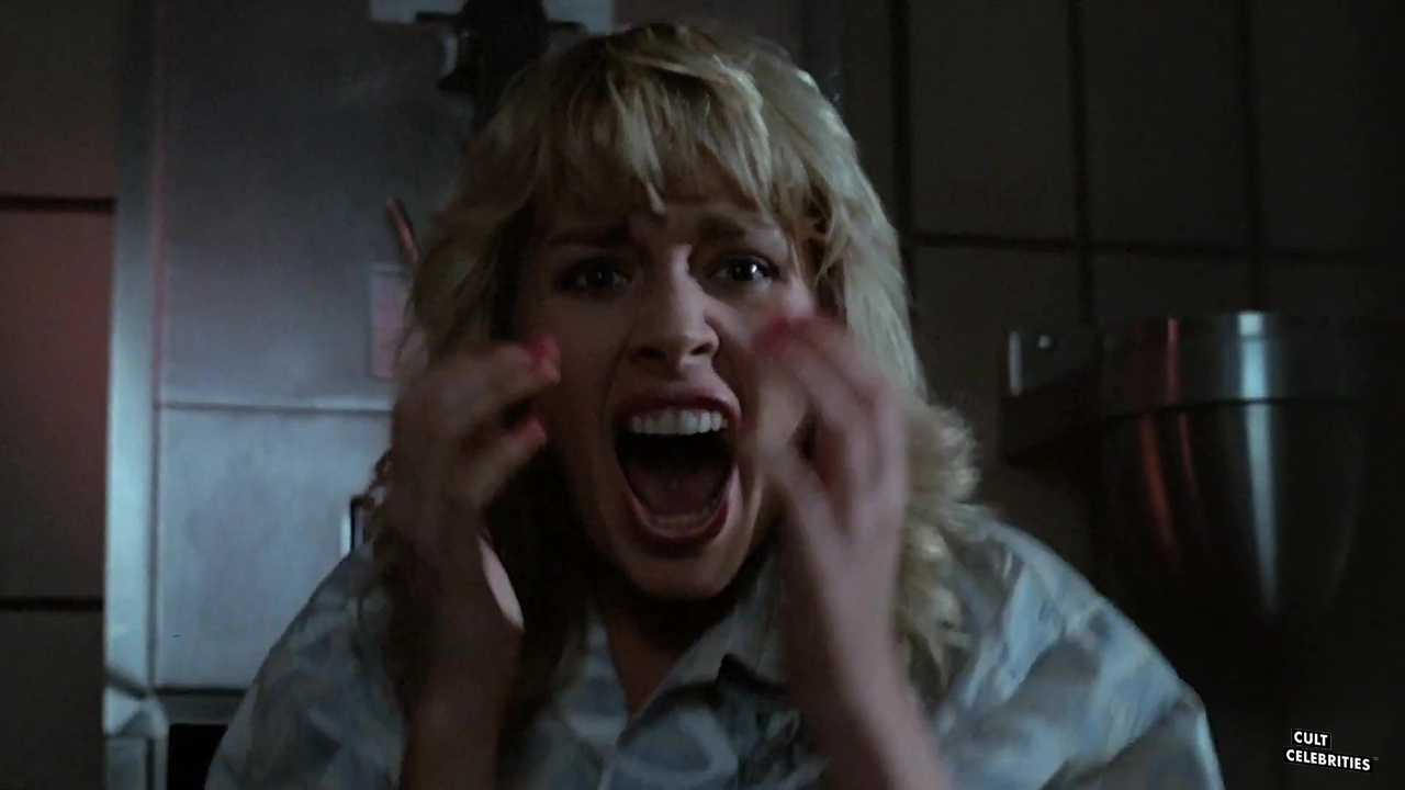 Suzee Slater in Chopping Mall (1986)