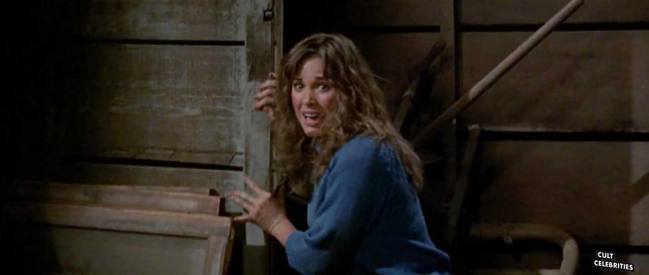 Dana Kimmell in Friday the 13th III (1983)