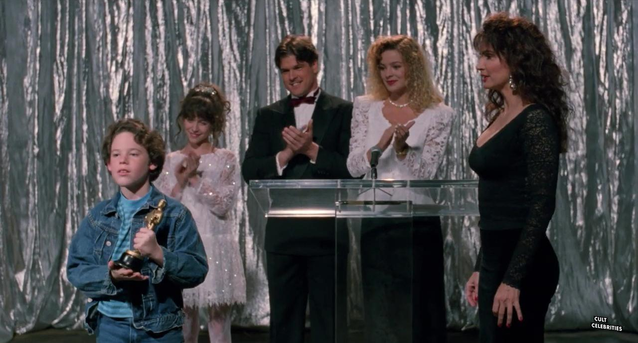 Toni Naples and John Terleesky in Munchie (1992)