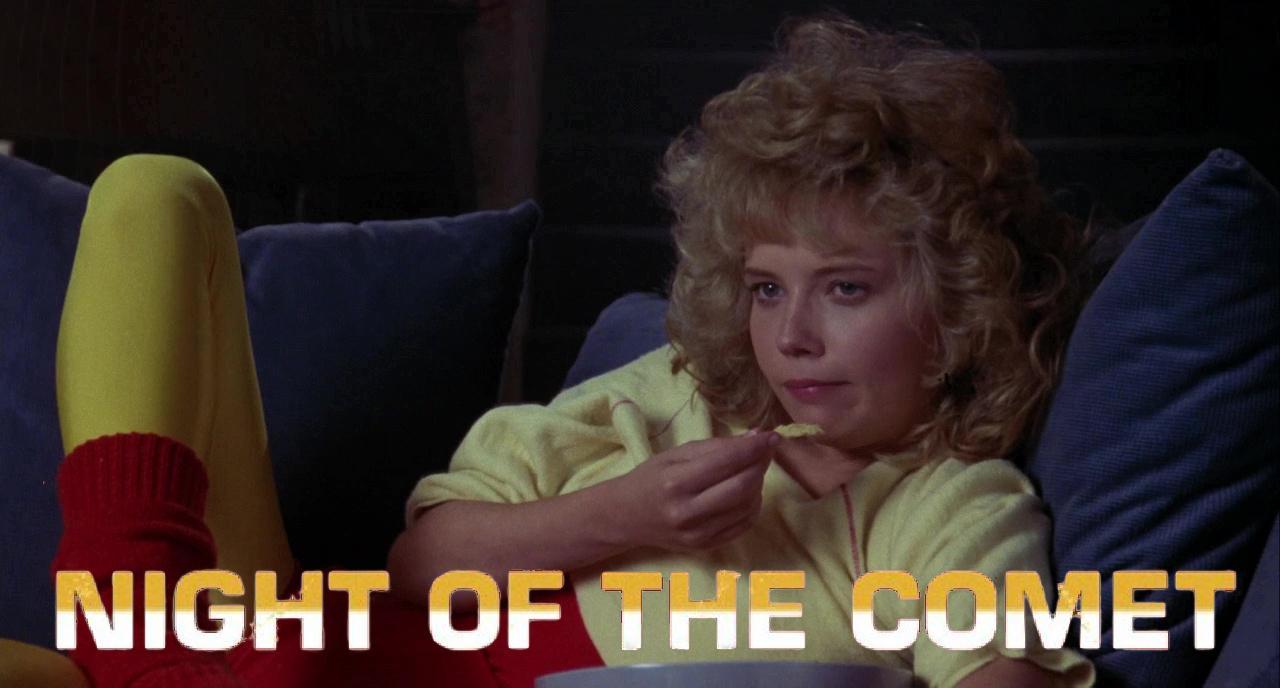 Kelli Maroney in Night of the Comet (1984)