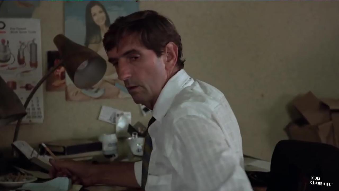 Harry Dean Stanton in Repo Man (1984)