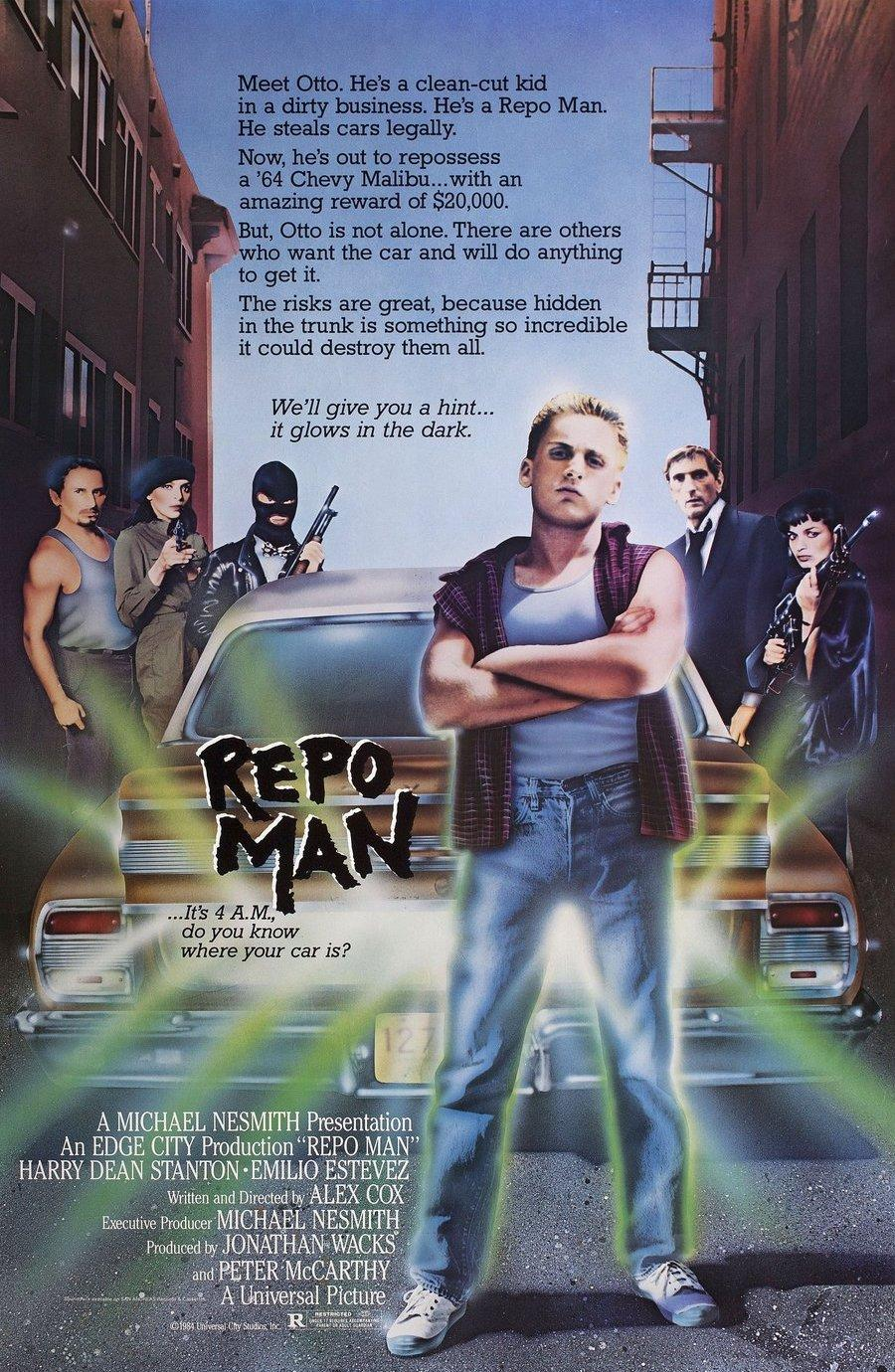 watch Repo Man now