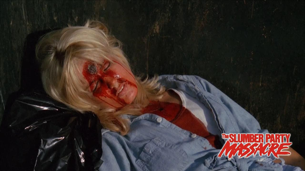 Jean Vargas in The Slumber Party Massacre (1982)