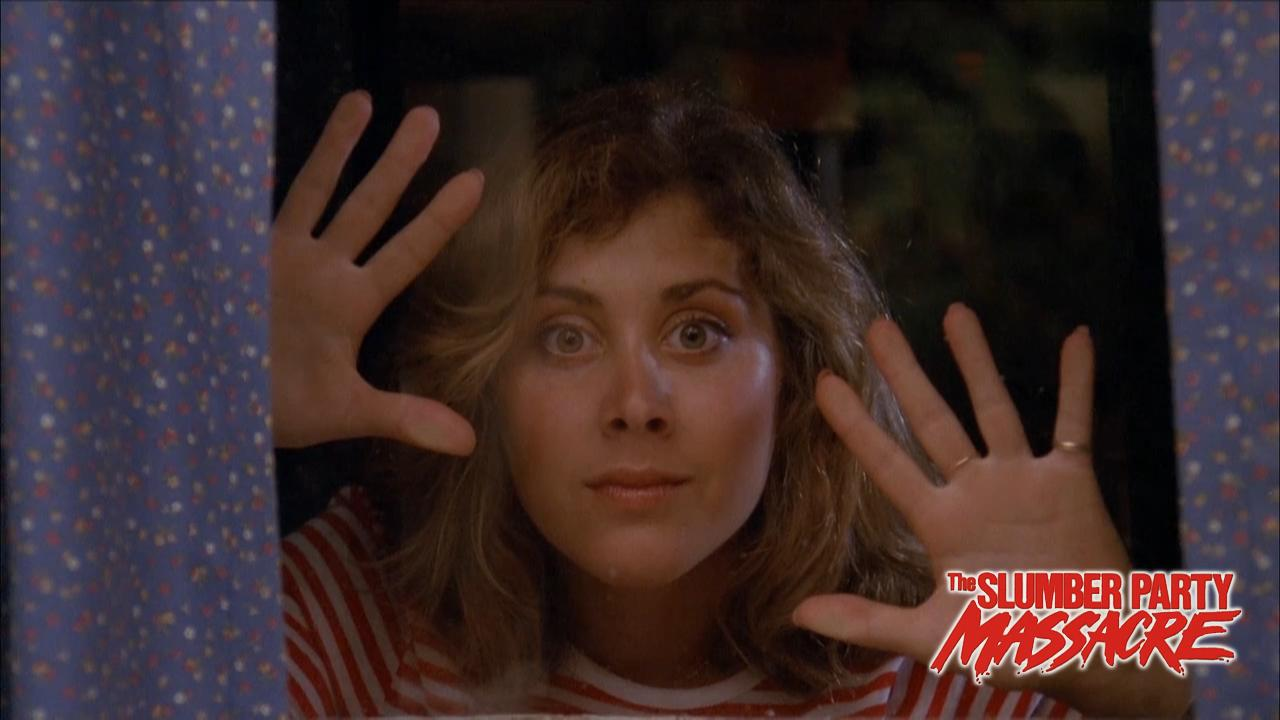 Gina Smika in The Slumber Party Massacre (1982)