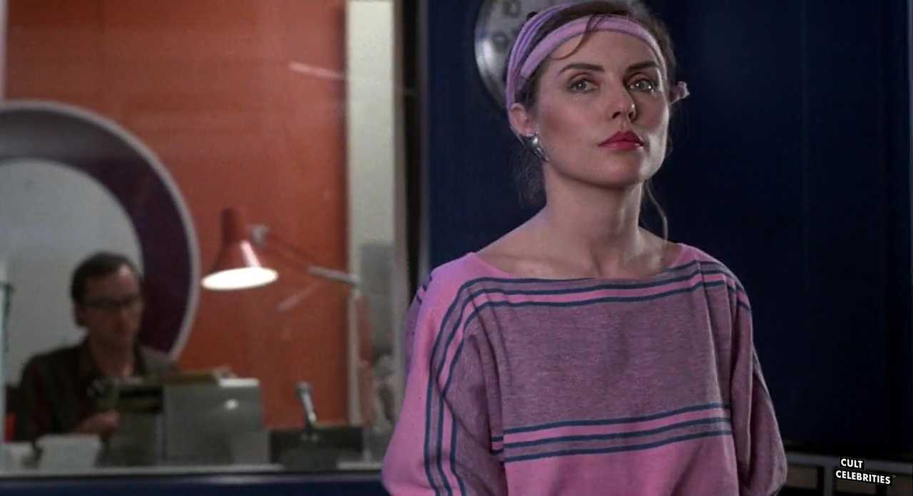 Debbie Harry in Videodrome (1983)