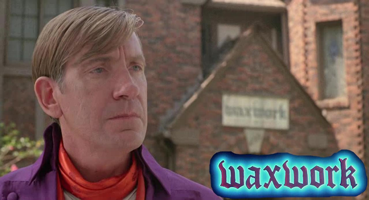 David Warner in Waxwork (1988)