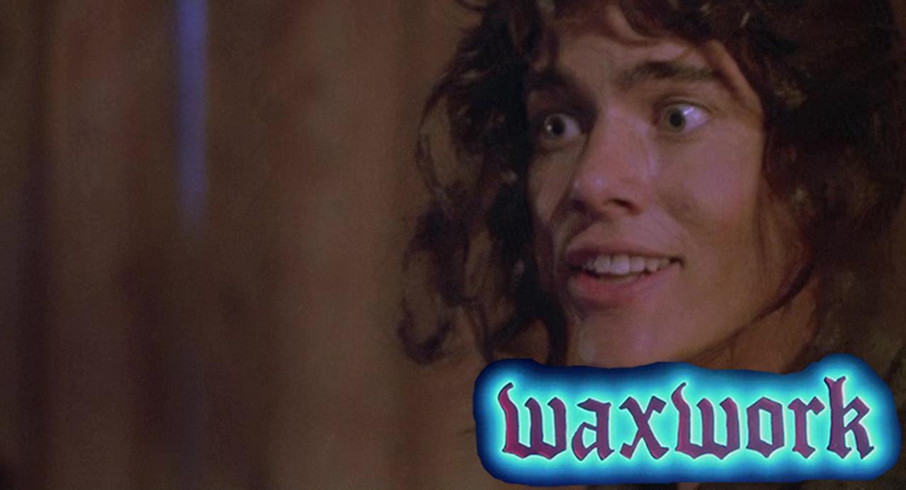 Dana Ashbrook in Waxwork (1988)