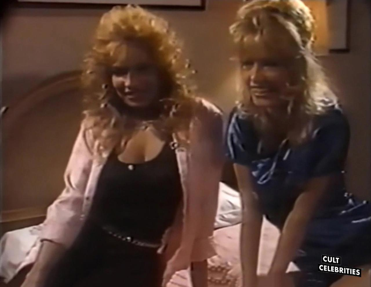 Linnea Quigley in Beverly Hills Girls: The Movie (1986)
