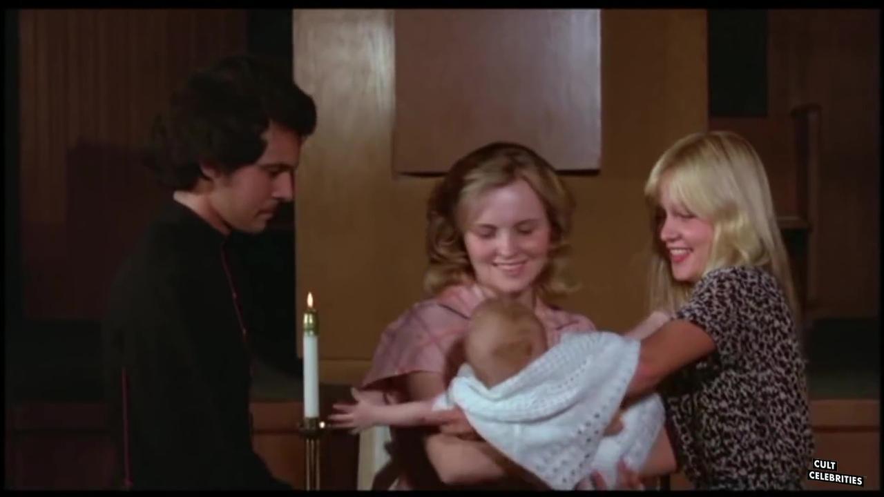 Linnea Quigley in Don't Go Near the Park (1979)
