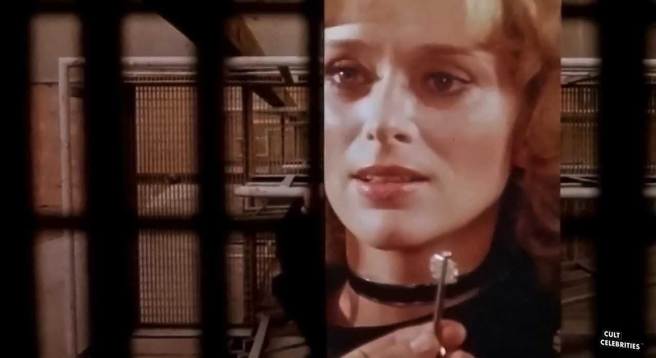 Sybil Danning in Il giorno del Cobra (1980)