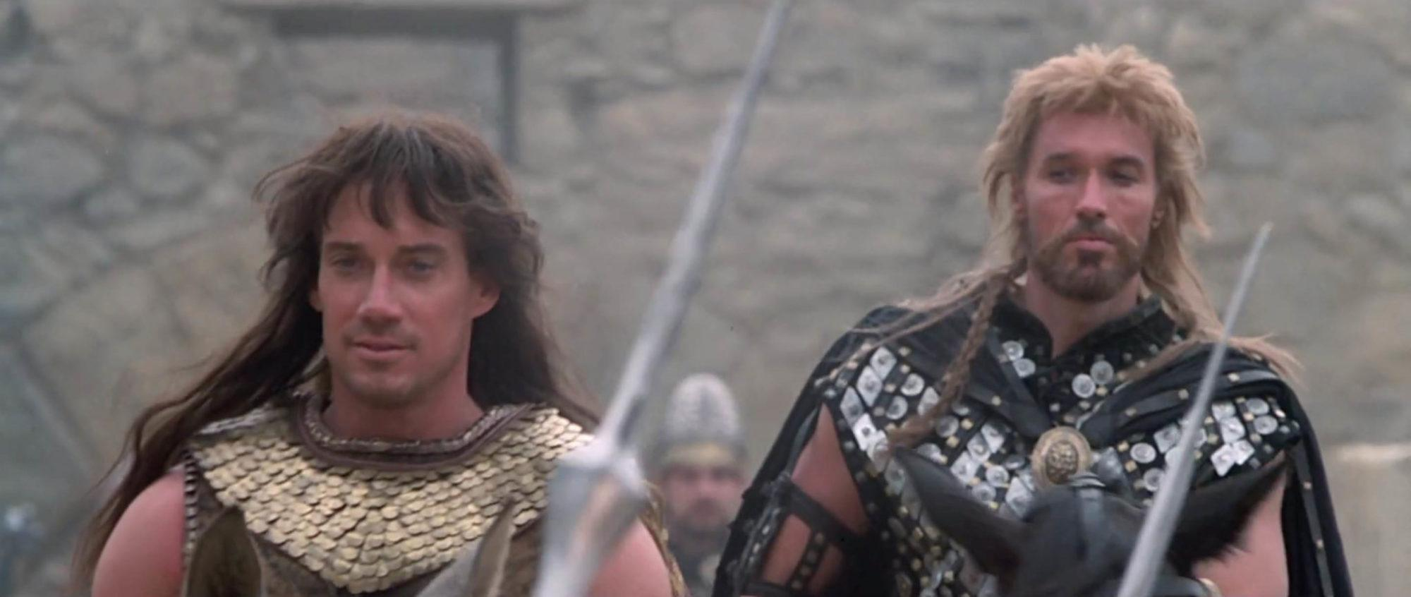 Kevin Sorbo in Kull The Conqueror (1997)